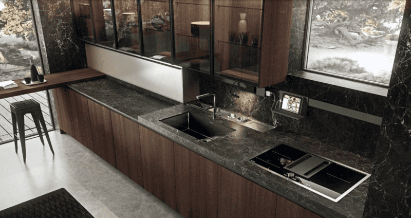decoracion-interior-cocina-negra